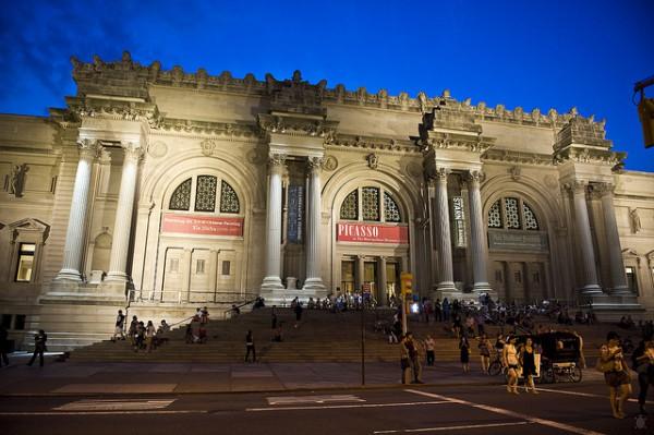 Kunstgeschichte mal anders im Metropolitan Museum of Art