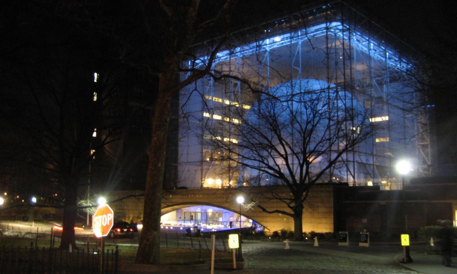 Museu de História Natural de Nova York Hayden Big Bang Theater
