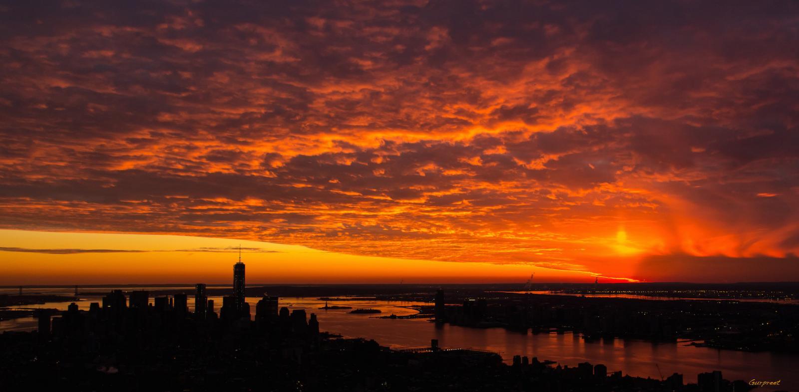 5 Locationtipps für einen besonderen Sonnenuntergang in New York