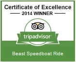 beast_speedboat_certificate_of_excellence2014