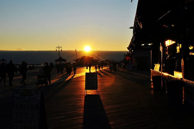 Loving new york city new york blog attractions ticketsles 5 couchers de soleil sur - Quelle heure le soleil se couche ...
