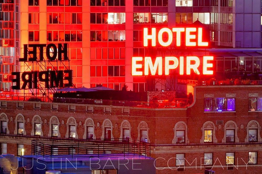 via Empire Hotel / G+