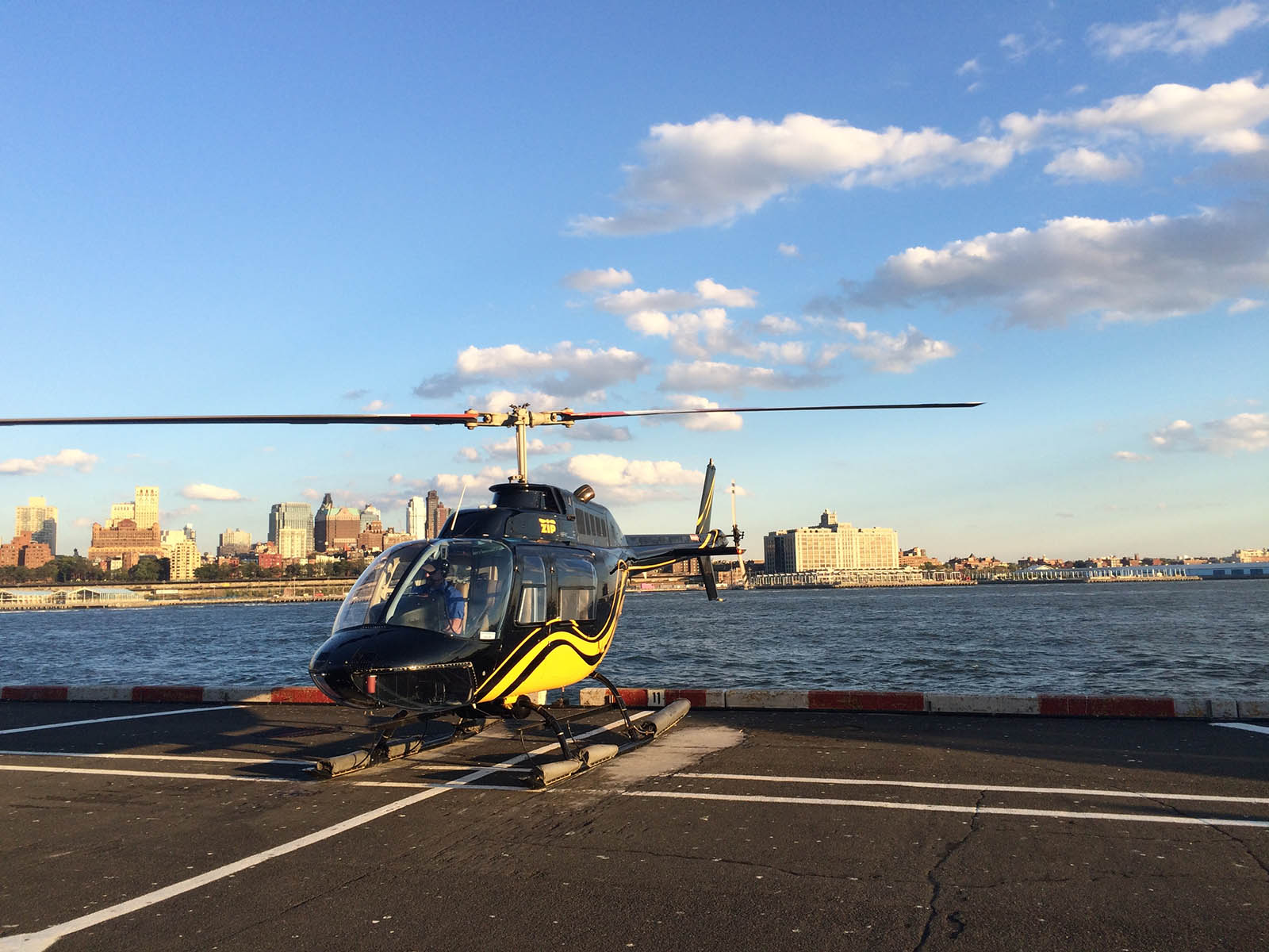 Helikopter Flug New York City Erfahrungen 03