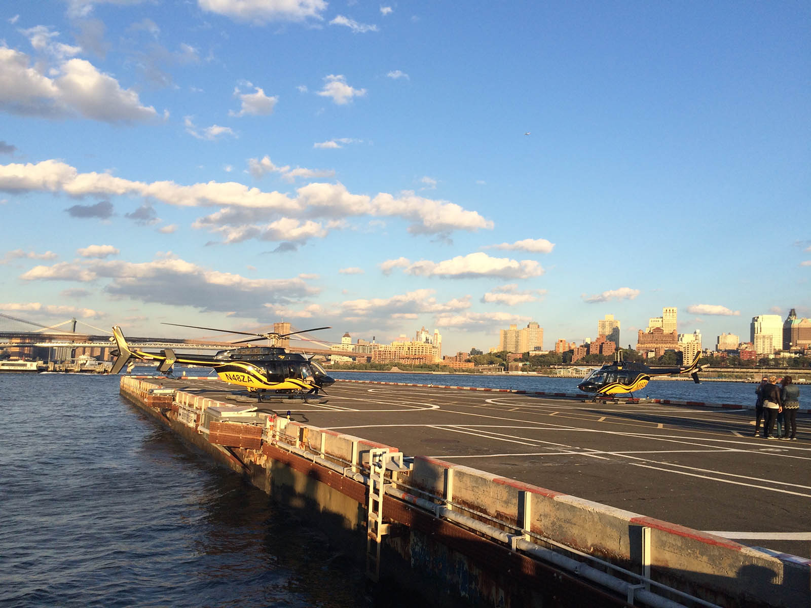 Helikopter Flug New York City Erfahrungen 04