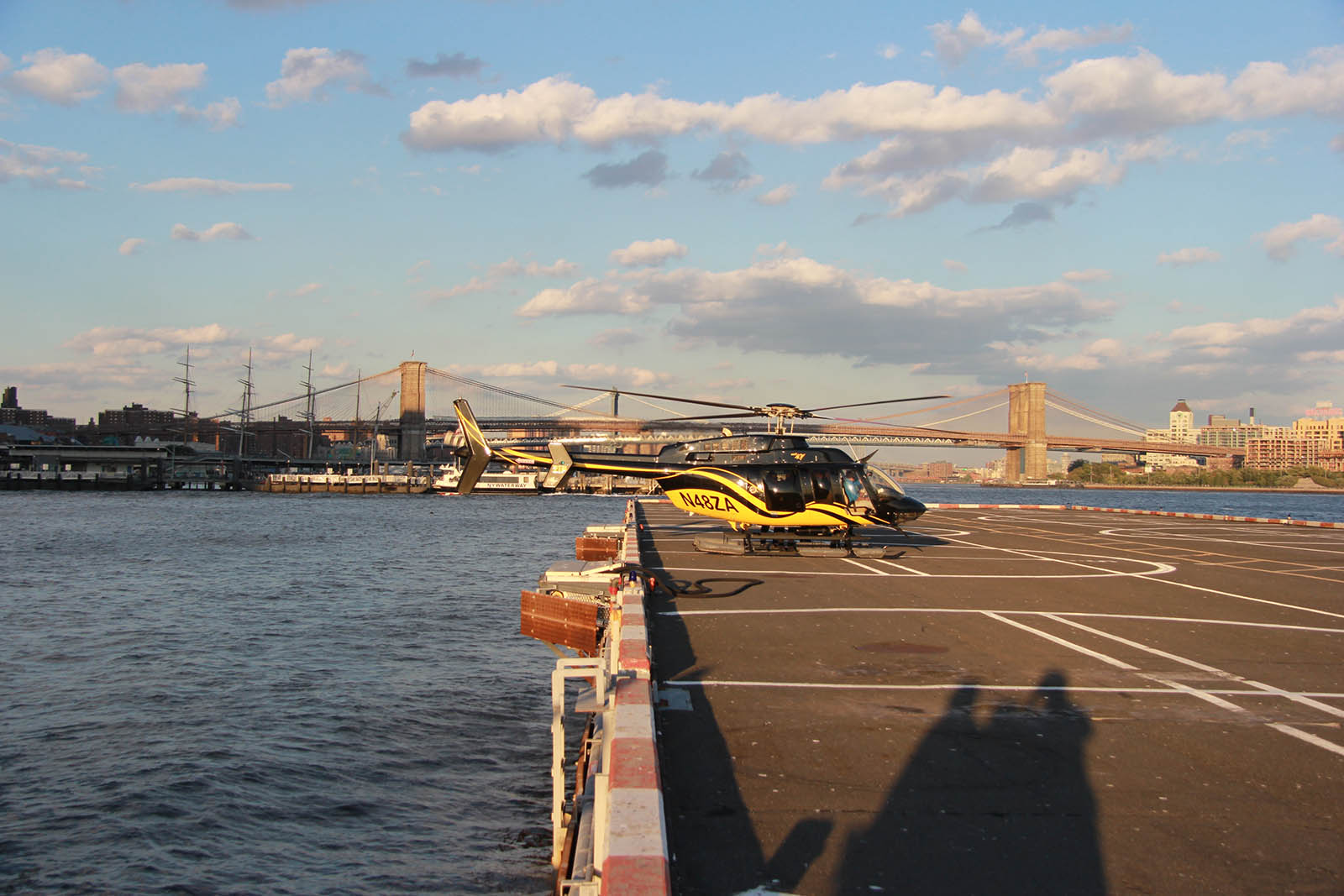 Helikopter Flug New York City Erfahrungen 06