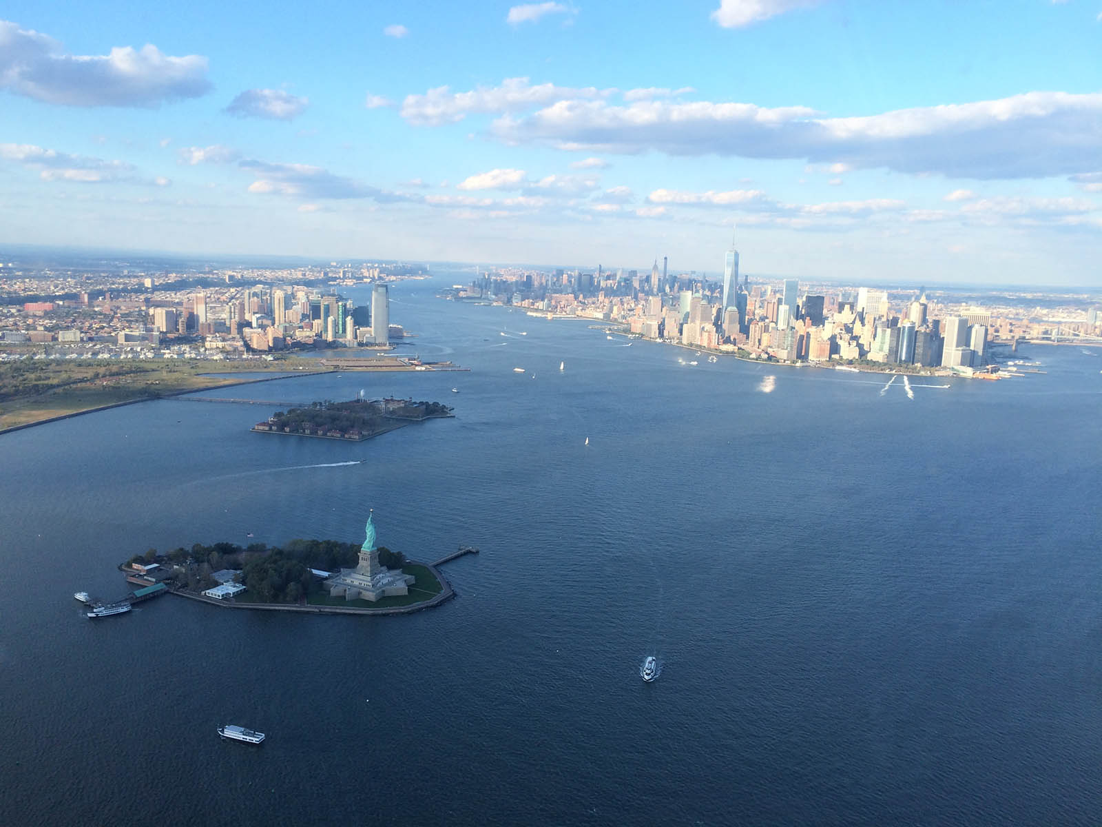 Helikopter Flug New York City Erfahrungen 07