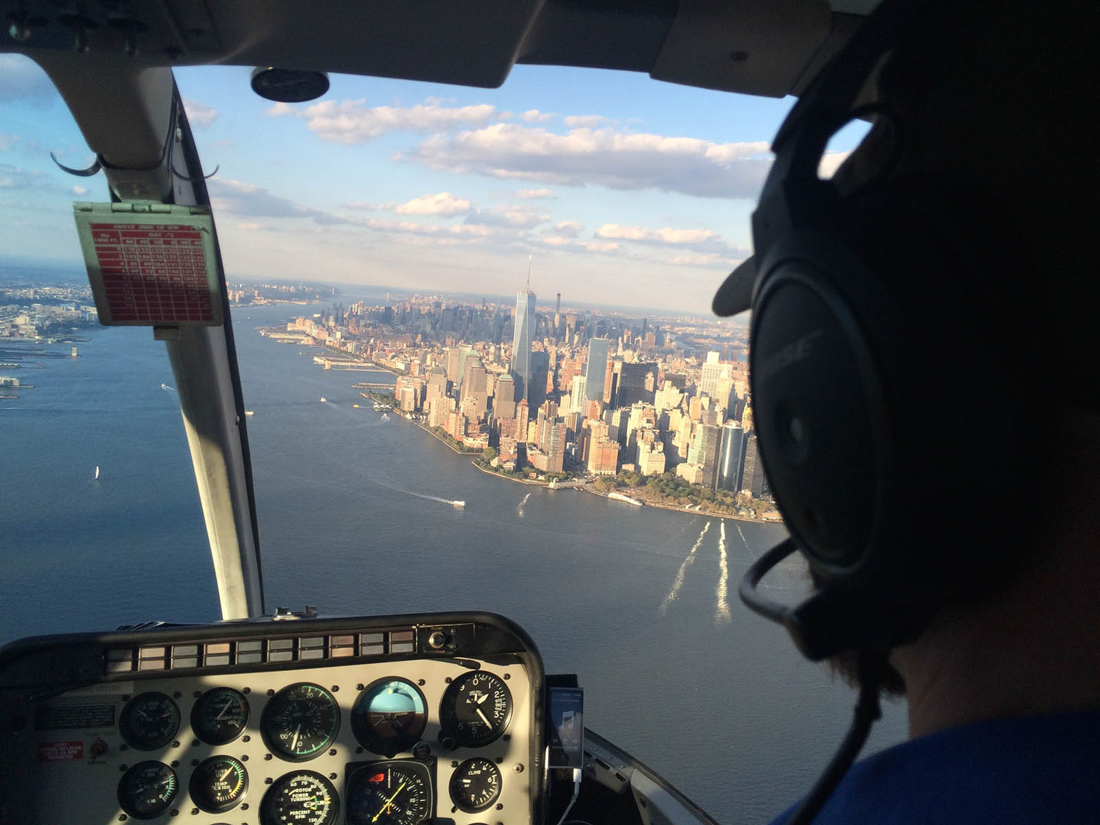 Helikopter Flug New York City Erfahrungen 08