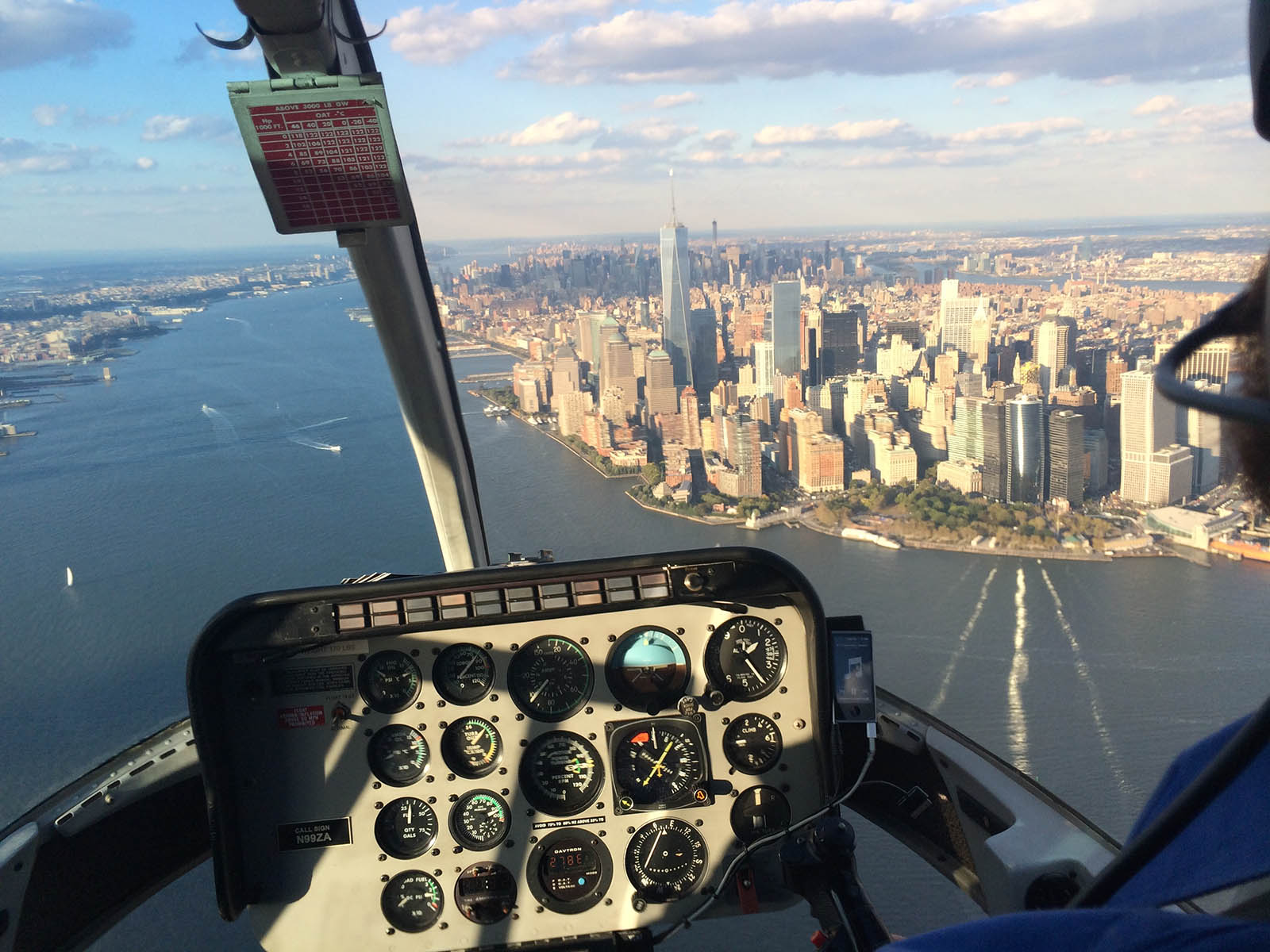 Helikopter Flug New York City Erfahrungen 09