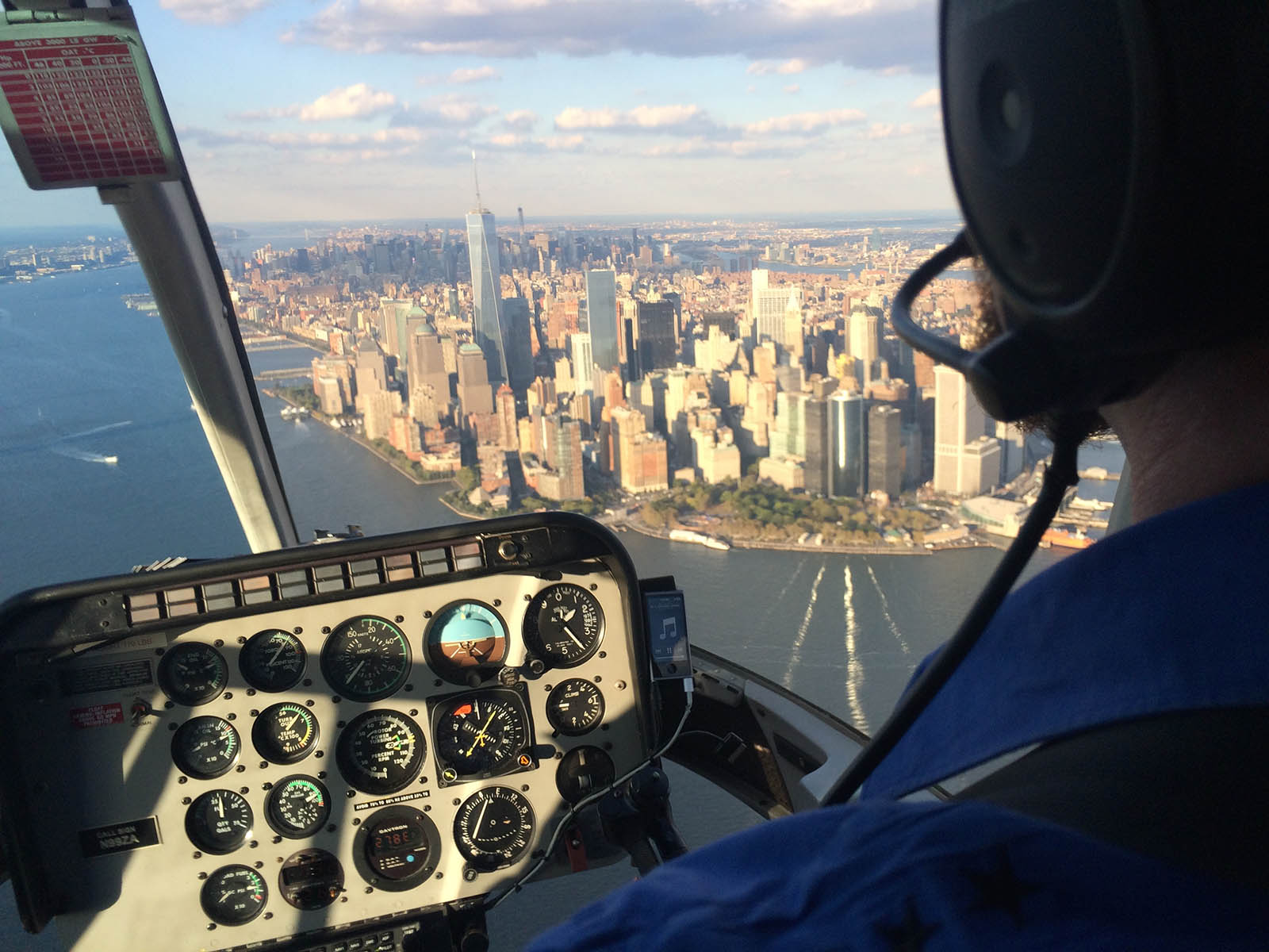 Helikopter Flug New York City Erfahrungen 11