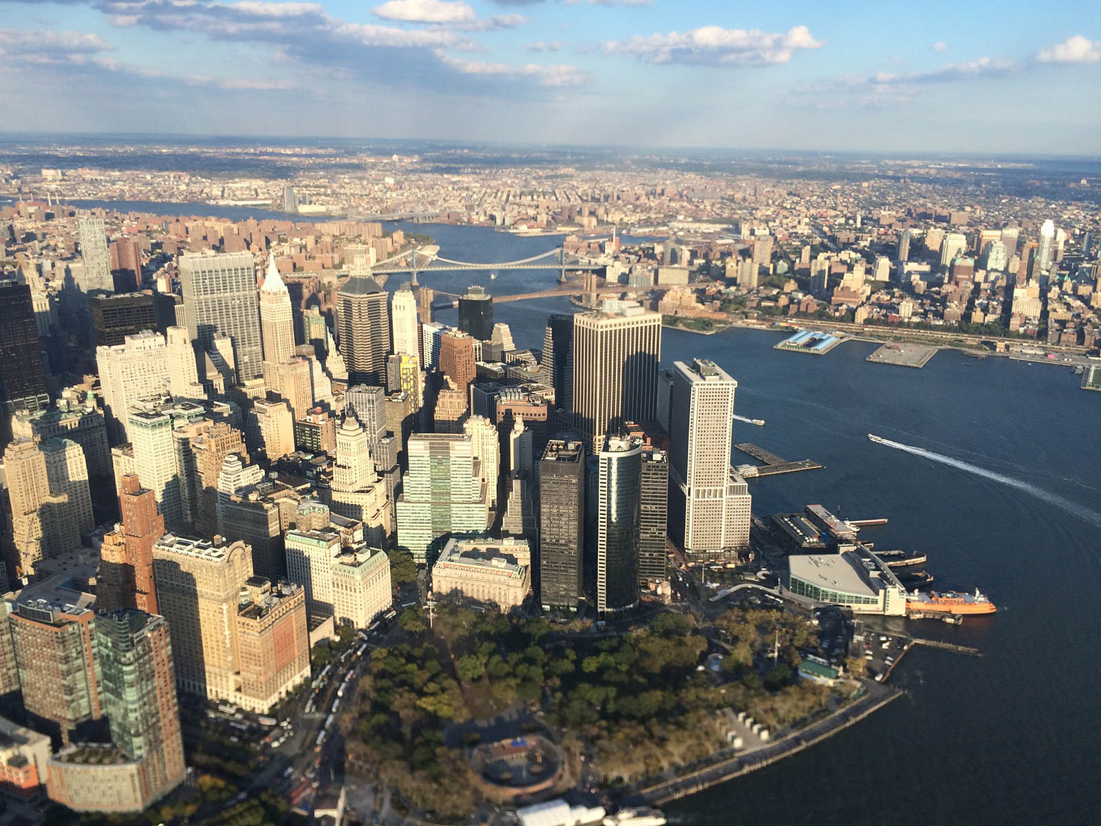 Helikopter Flug New York City Erfahrungen 12