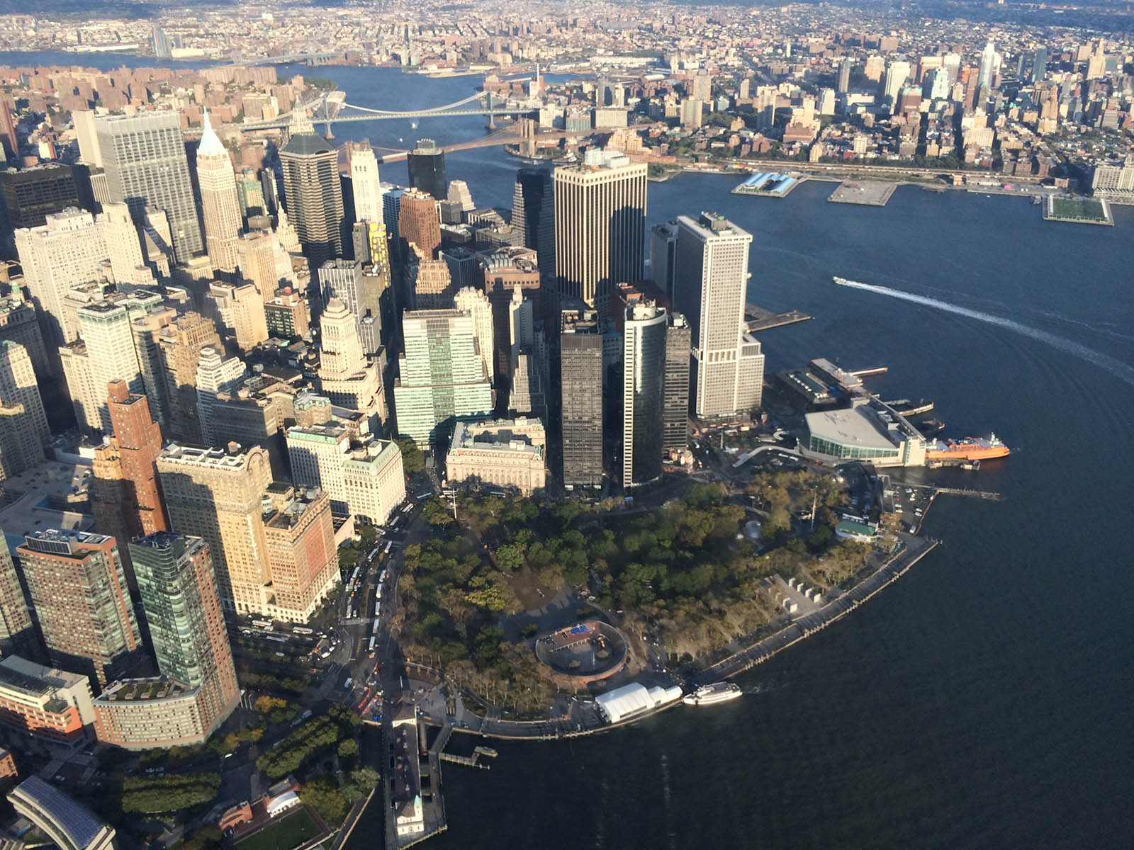 Helikopter Flug New York City Erfahrungen 13