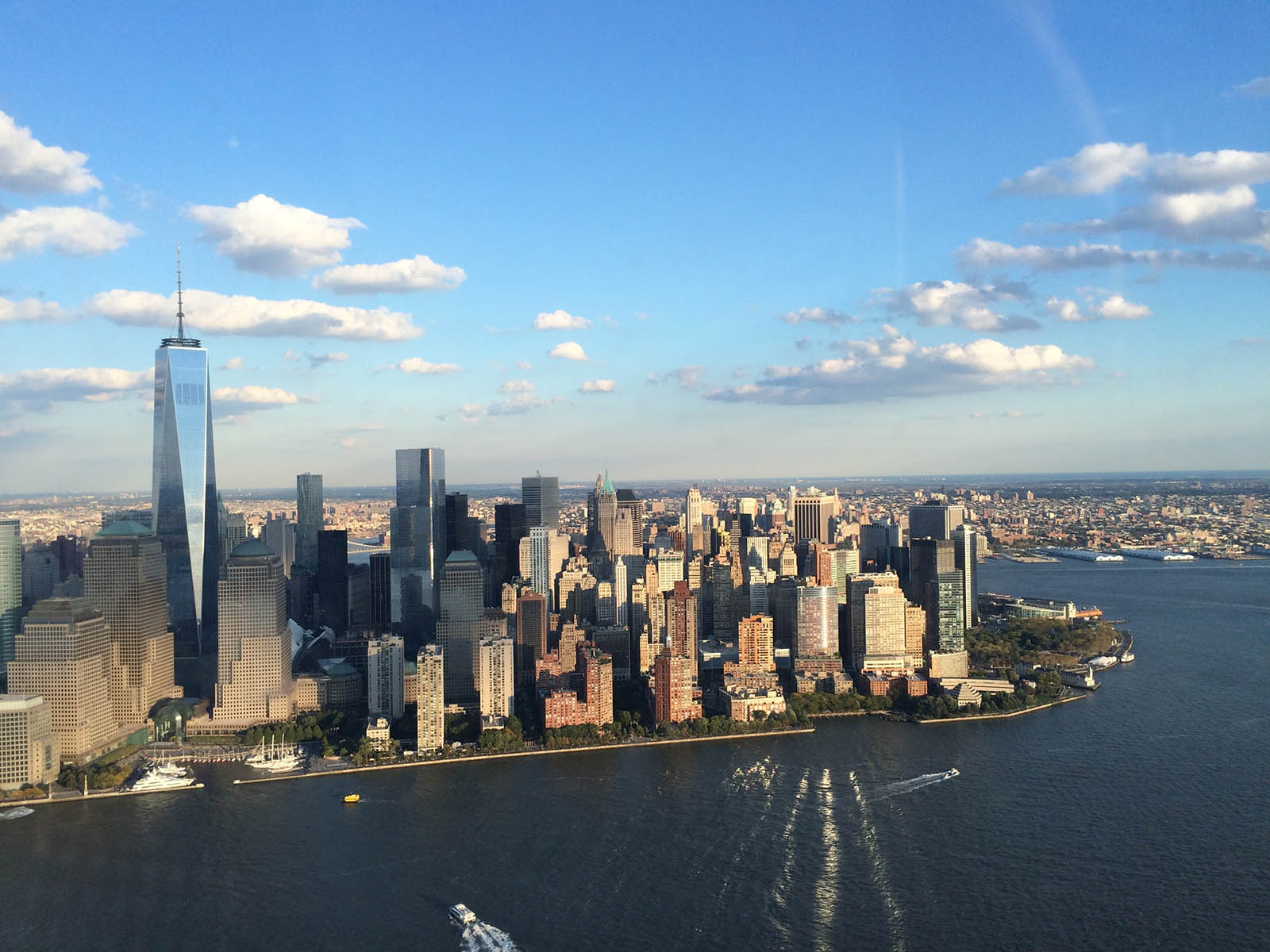 Helikopter Flug New York City Erfahrungen 15