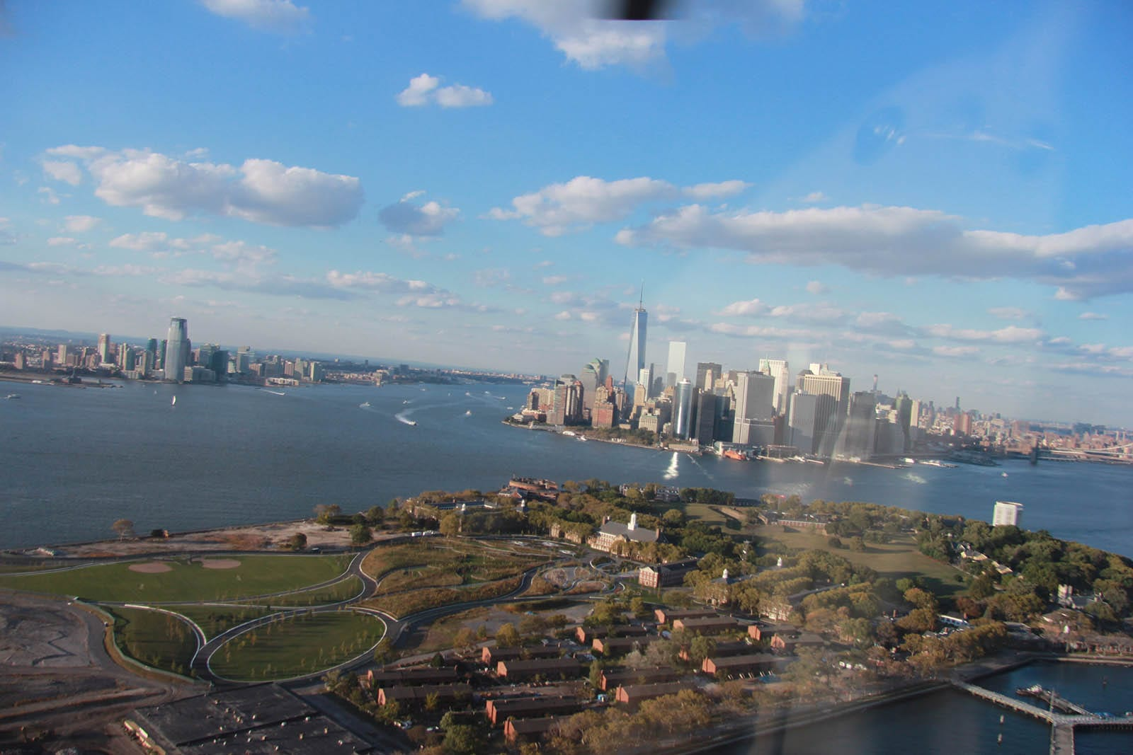 Helikopter Flug New York City Erfahrungen 18