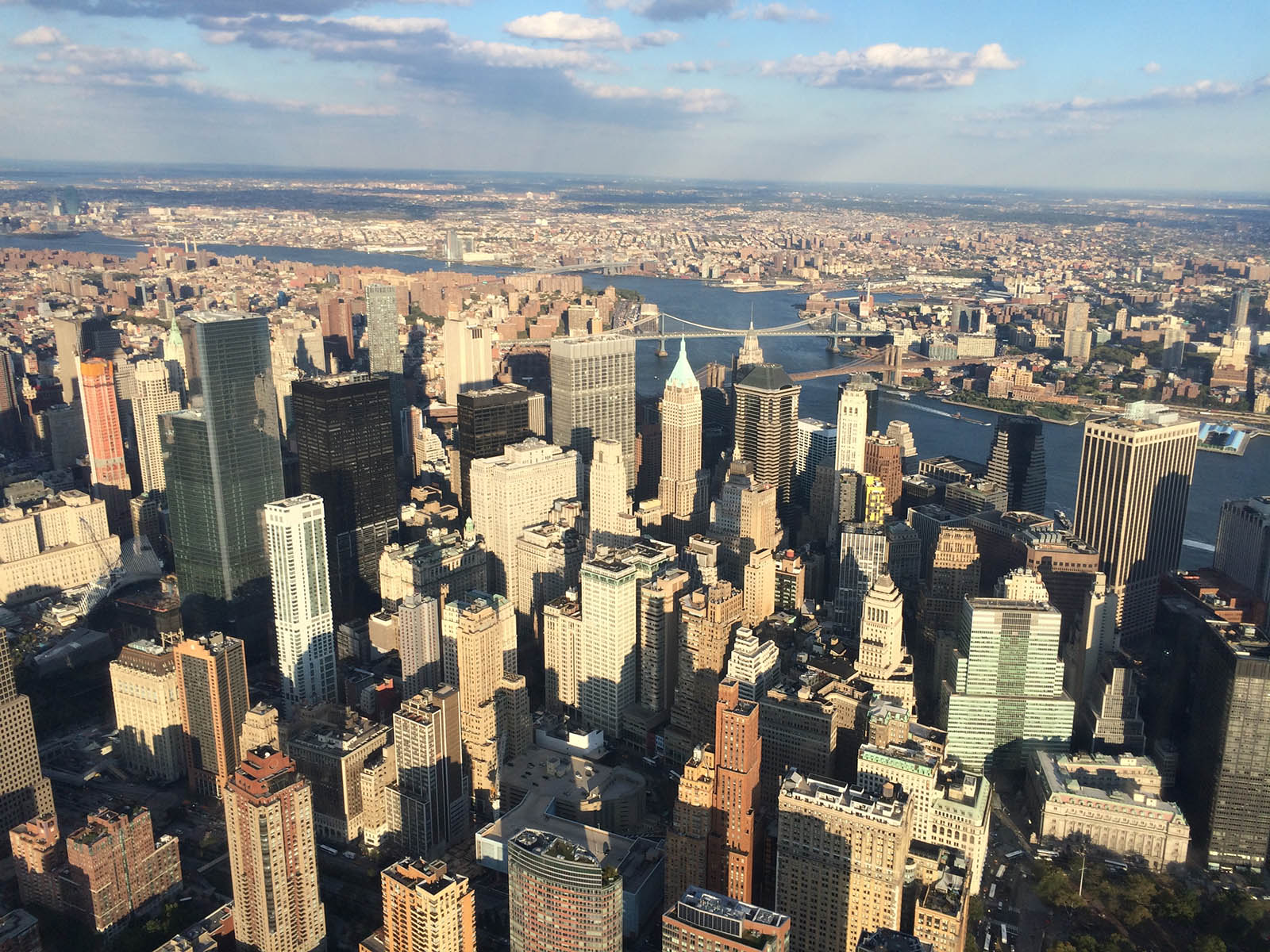 Helikopter Flug New York City Erfahrungen 20