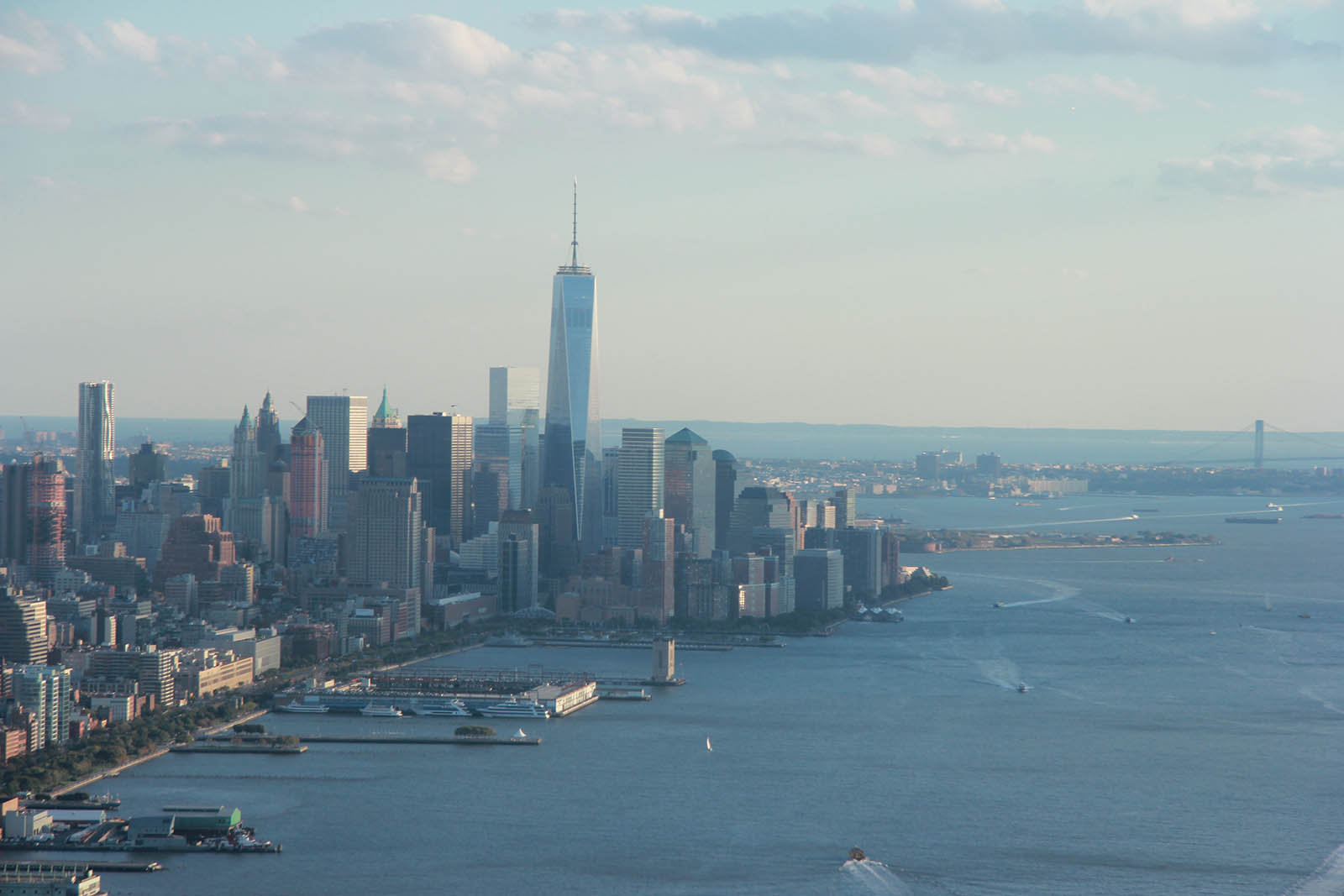 Helikopter Flug New York City Erfahrungen 33