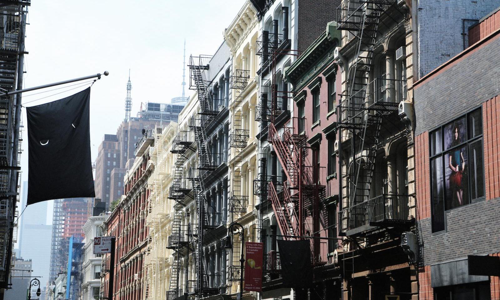 Zara Soho New York >> SoHo New York: Ein Textilviertel wird zum reichen Szeneviertel