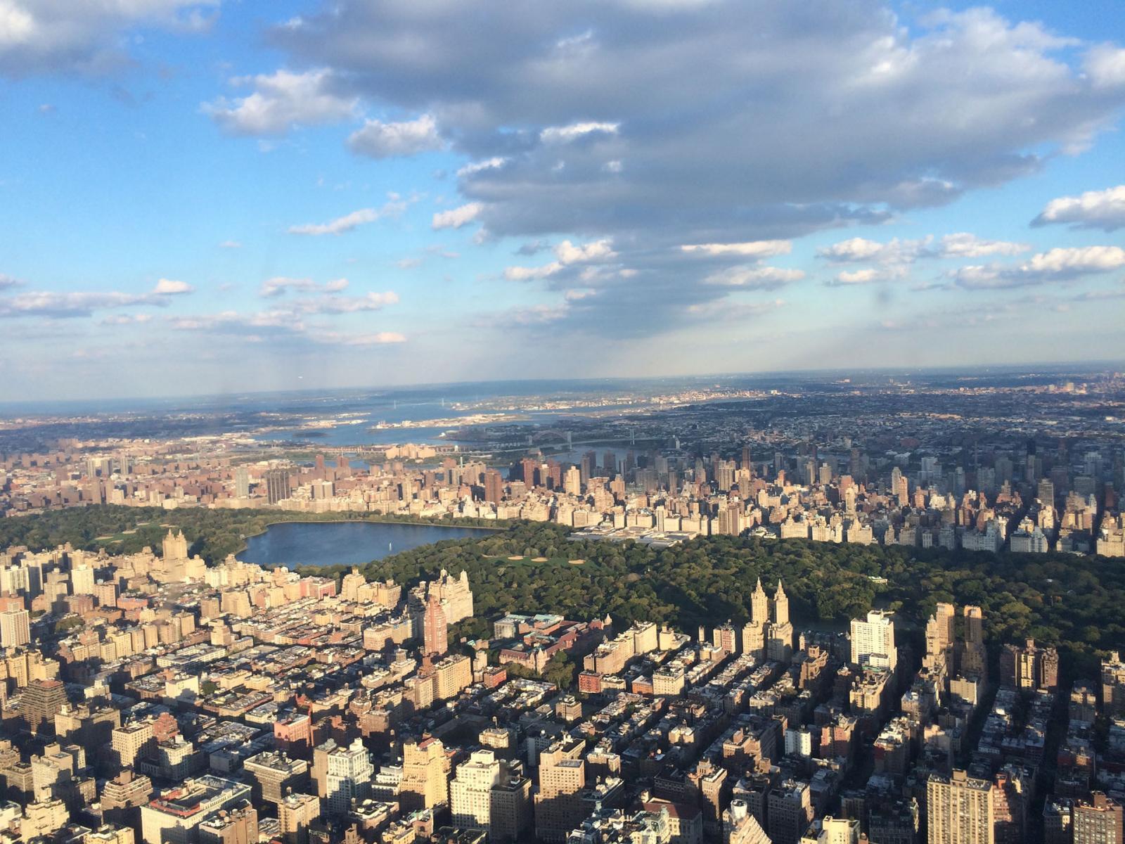 Helikopter Flug New York 05