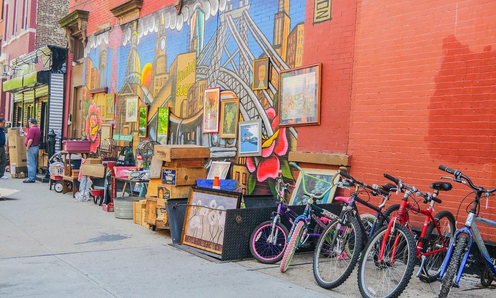 williamsburg new york einstiges arbeiterviertel setzt trends. Black Bedroom Furniture Sets. Home Design Ideas