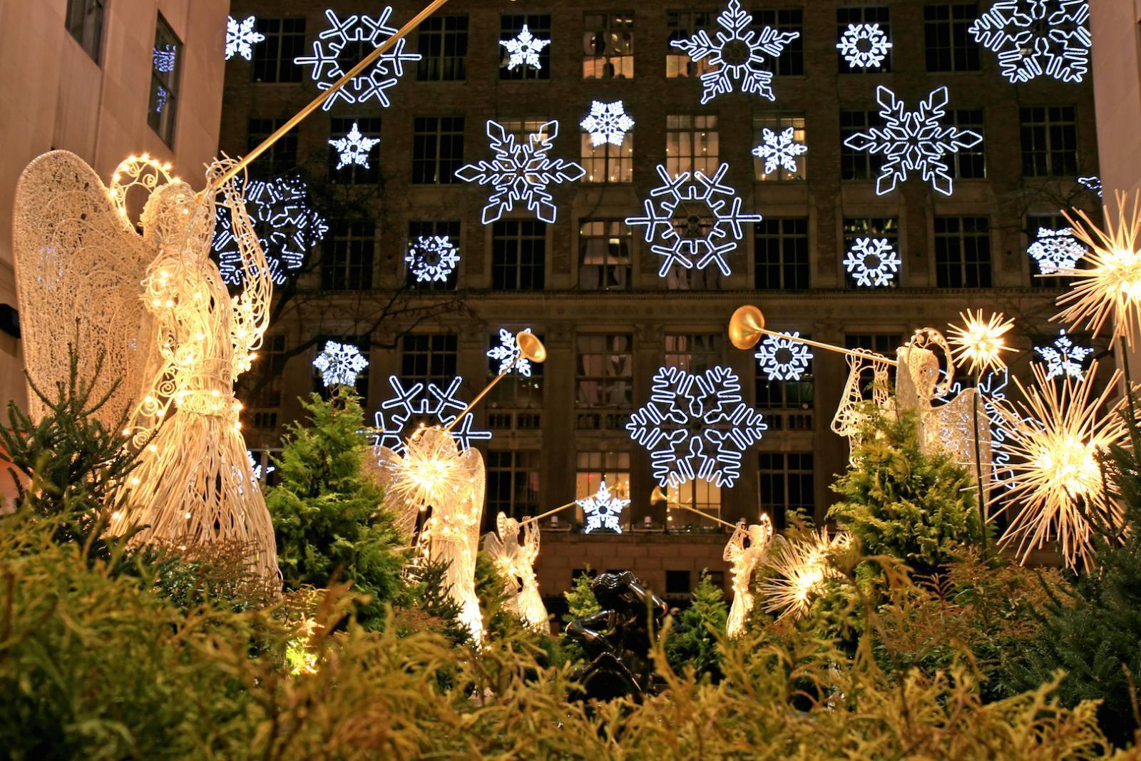 Christmas Tree New York City