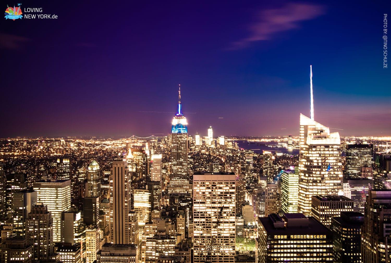 NYC-Fans berichten: Ein New York Reisebericht von Sabine