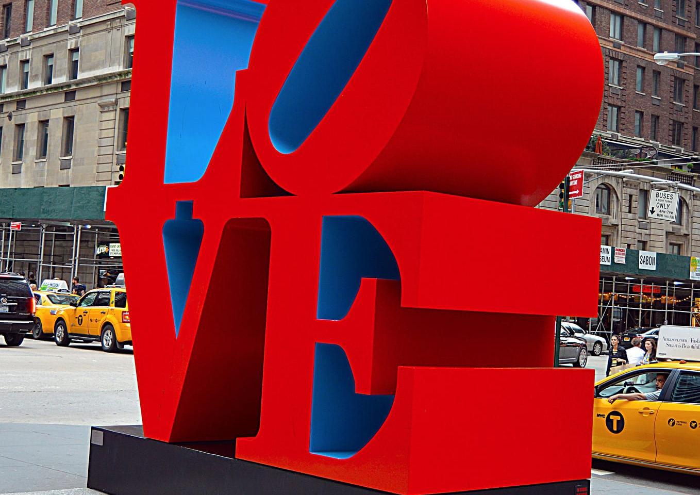 Love Sign New York