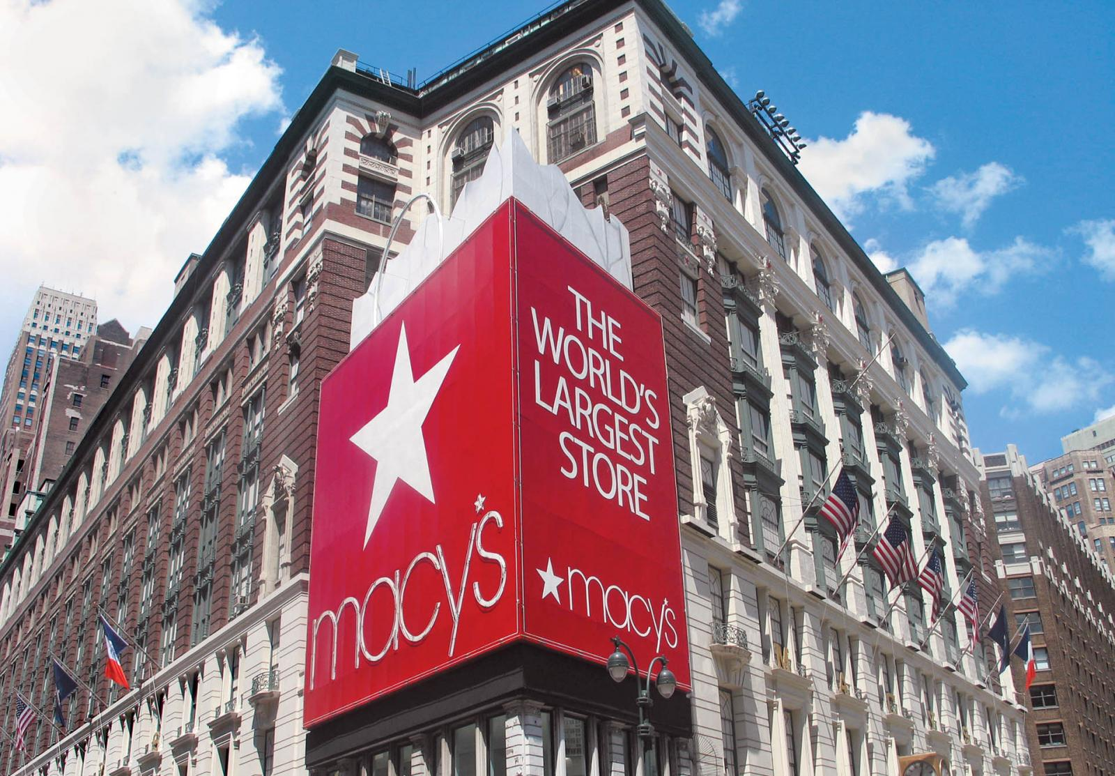 Macys in New York