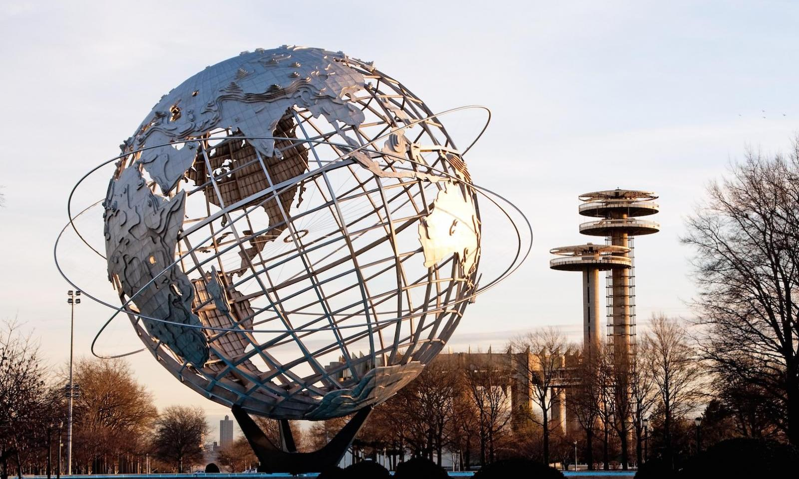 Unisphere in Queens