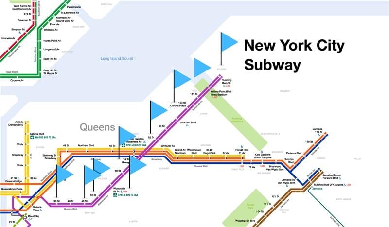 Queens New York Der Gr Te Und Vielf Ltigste Stadtbezirk