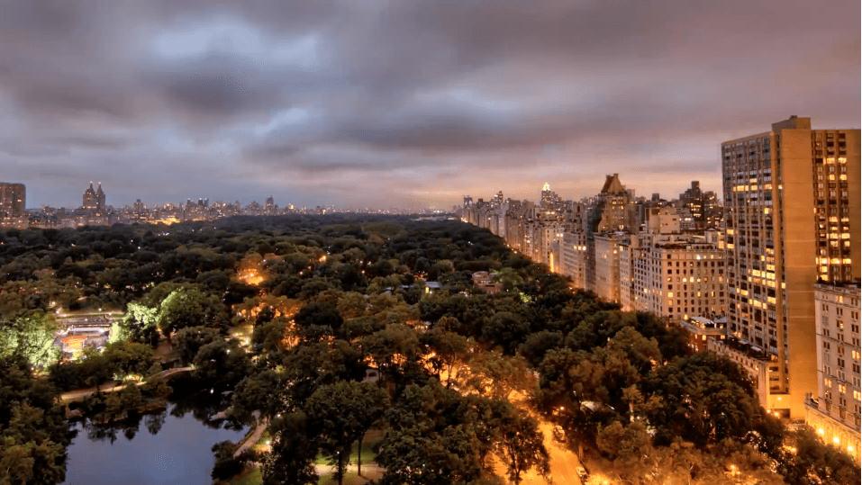 Schönes Video von New York