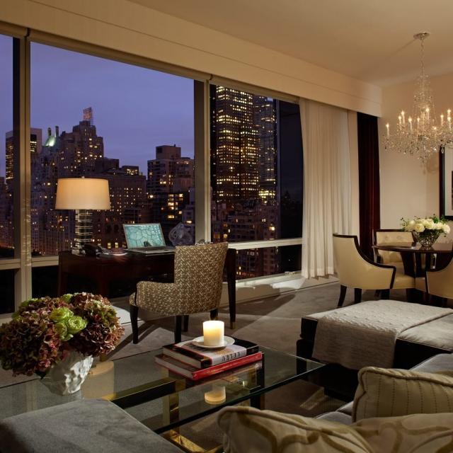 16 traumhafte New York Hotels mit tollem Ausblick