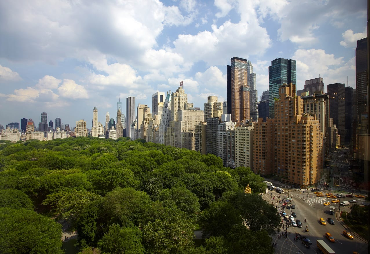 Trump International Hotel Tower New York Restaurants