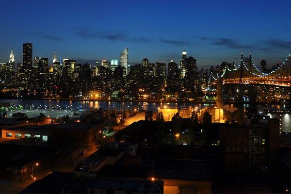 Vistas de Nueva York desde Queens: Z NYC Hotel