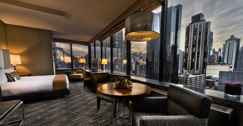 Affordable Hotels Near Time Square New York