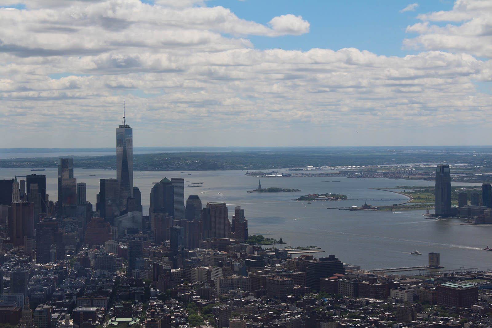 102 Etage Empire State Building