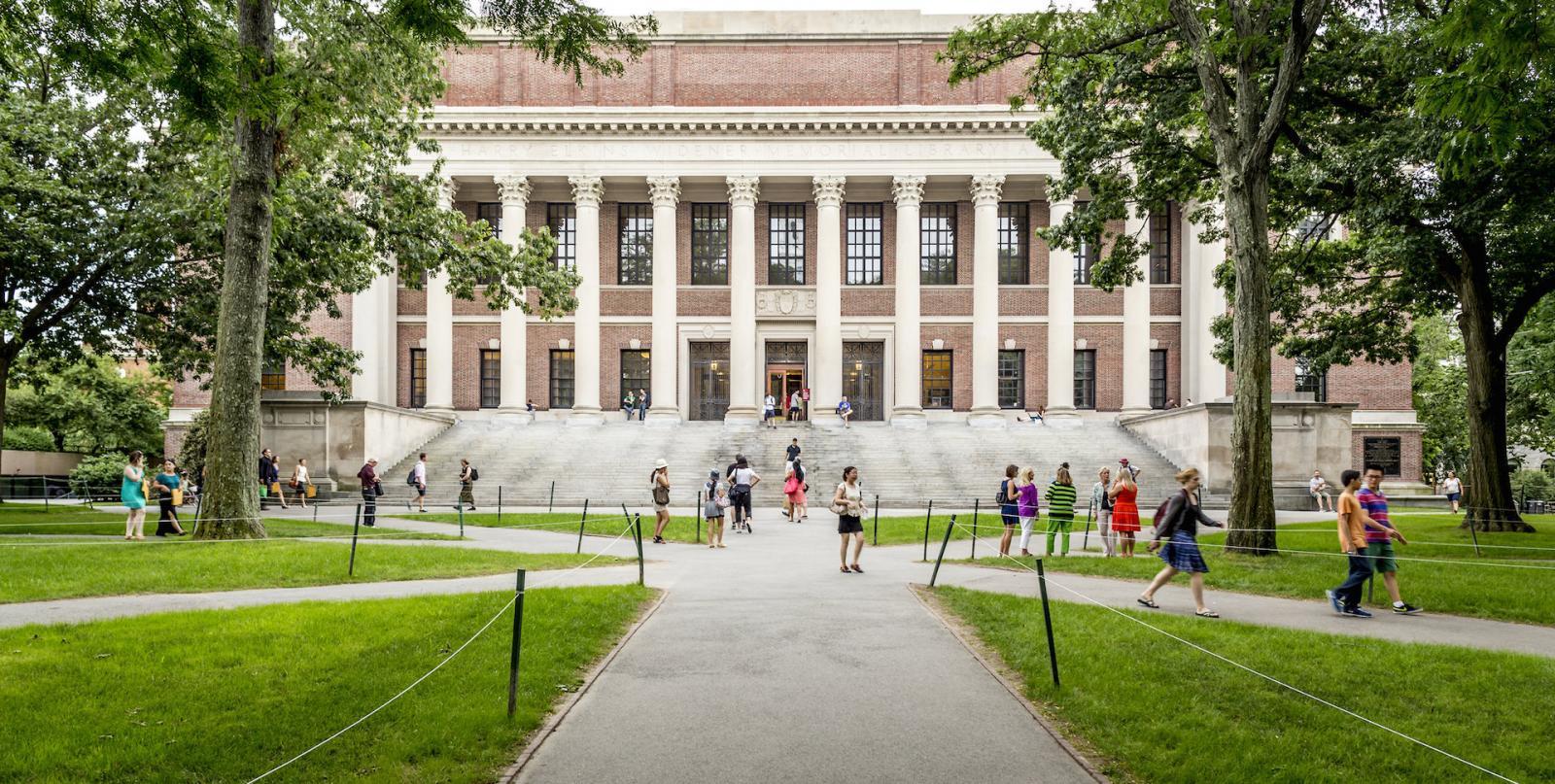 Die Harvard University