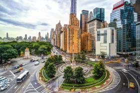 Der Columbus Circle