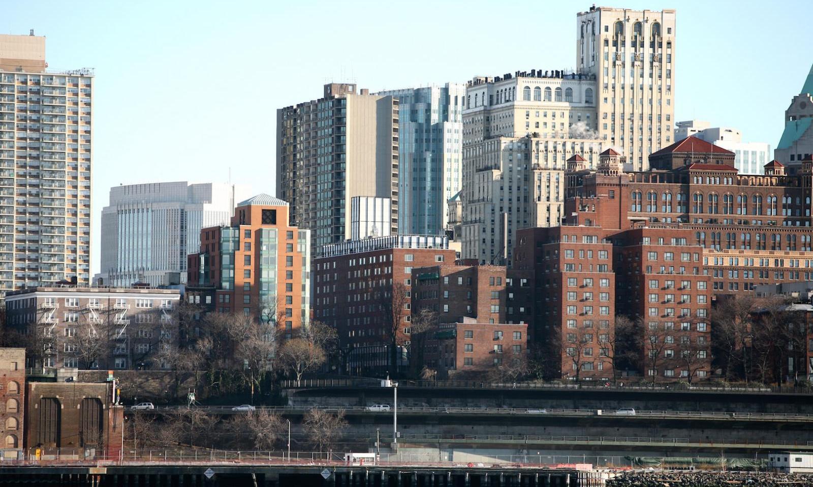 Die Straßen Der Bronx