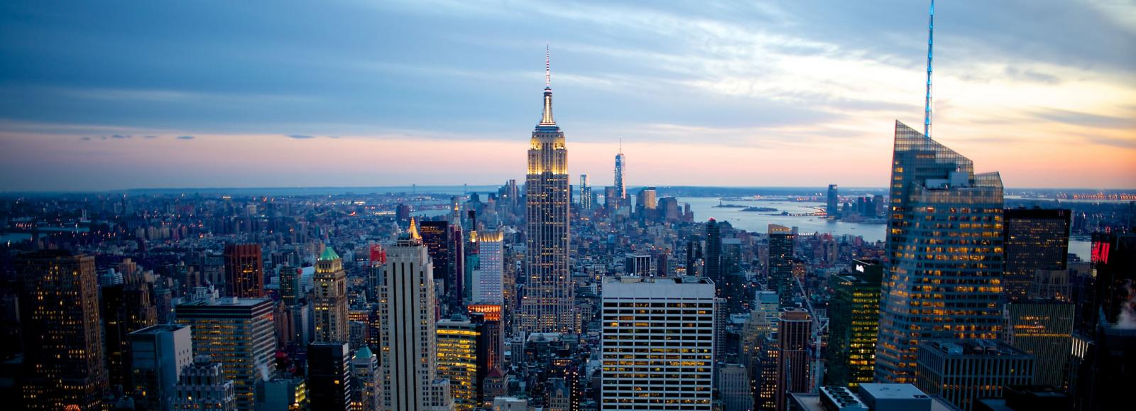 Beste Hotels New York