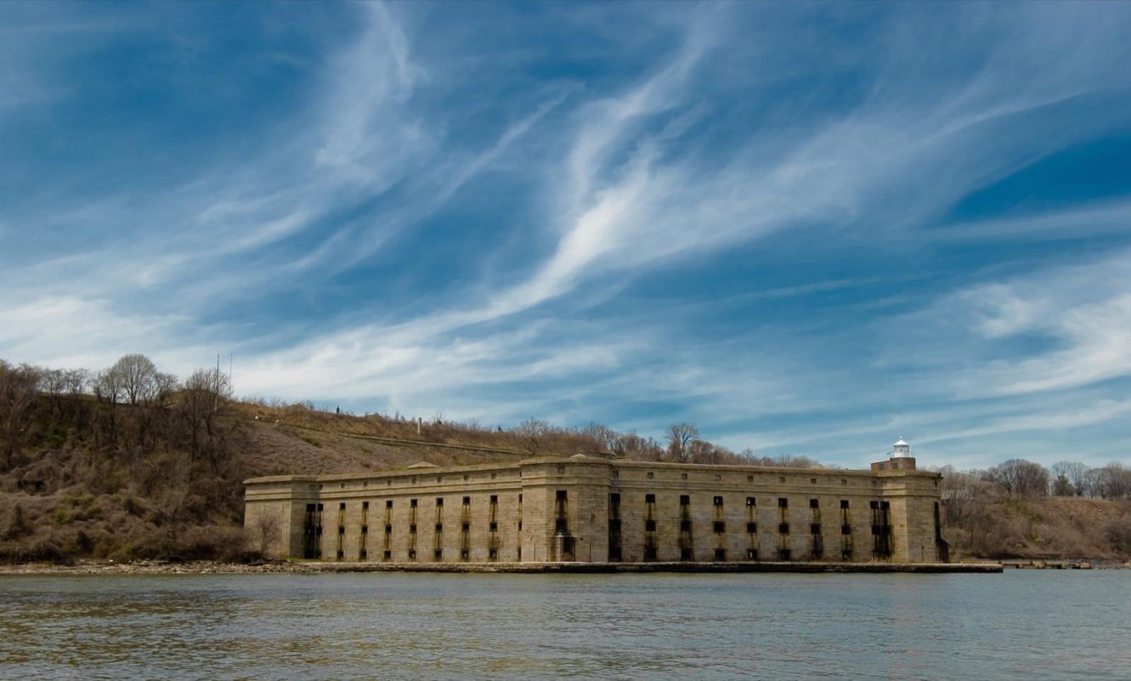 Militärstützpunkt Fort Wadsworth auf Staten Island / Bild: Bob Jagendorf / Flickr.com