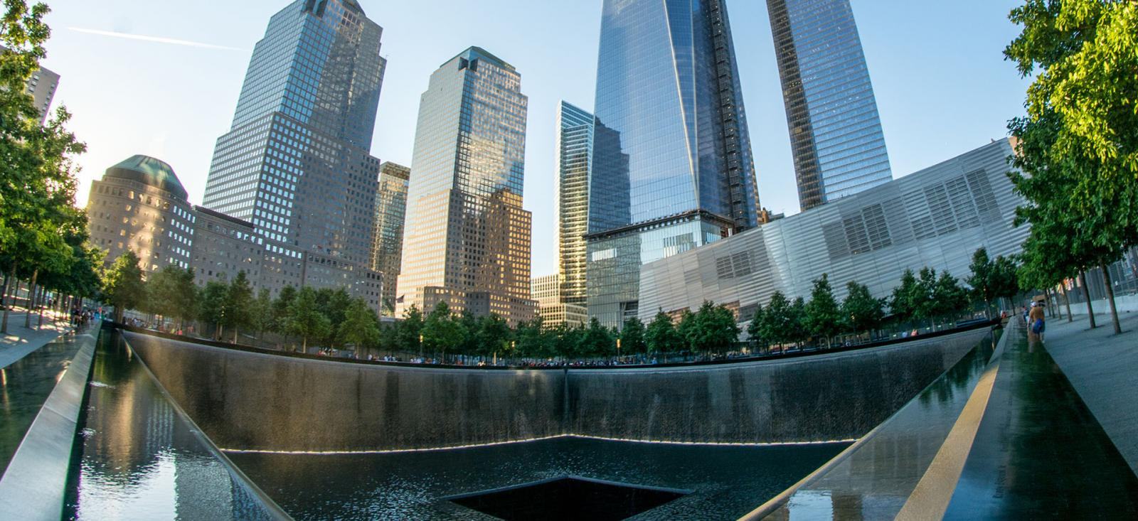 Ground Zero in New York