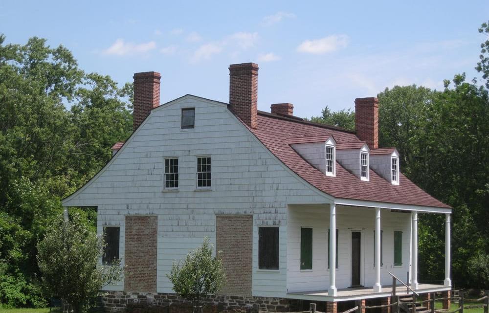 Eine alte Farm im Historic Richmond Town auf Staten Island / Bild: H.L.I.T. / Flick.com