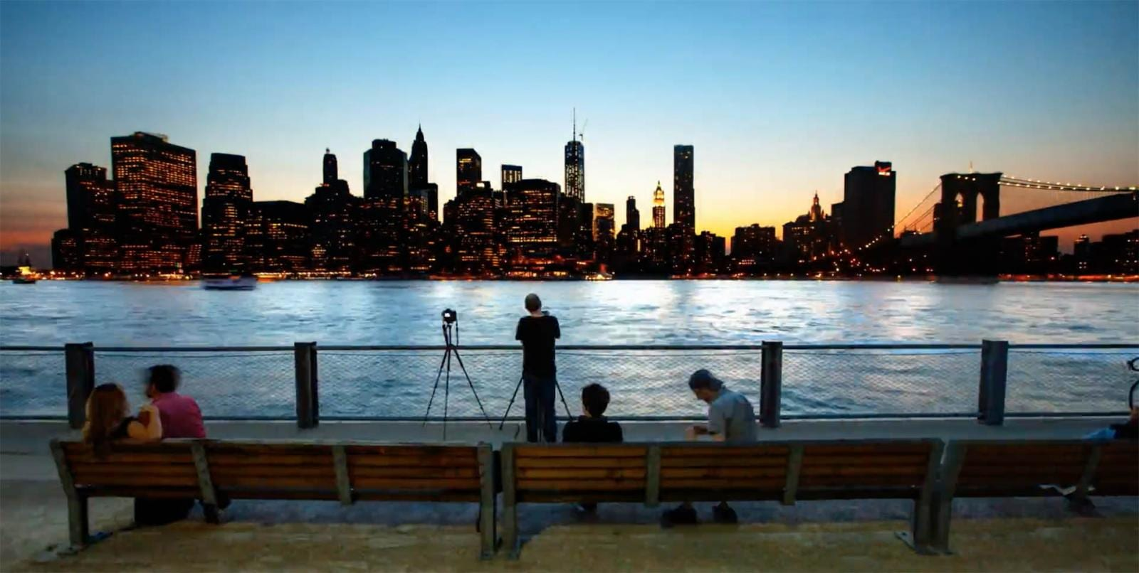 VIDEO: Moving through New York