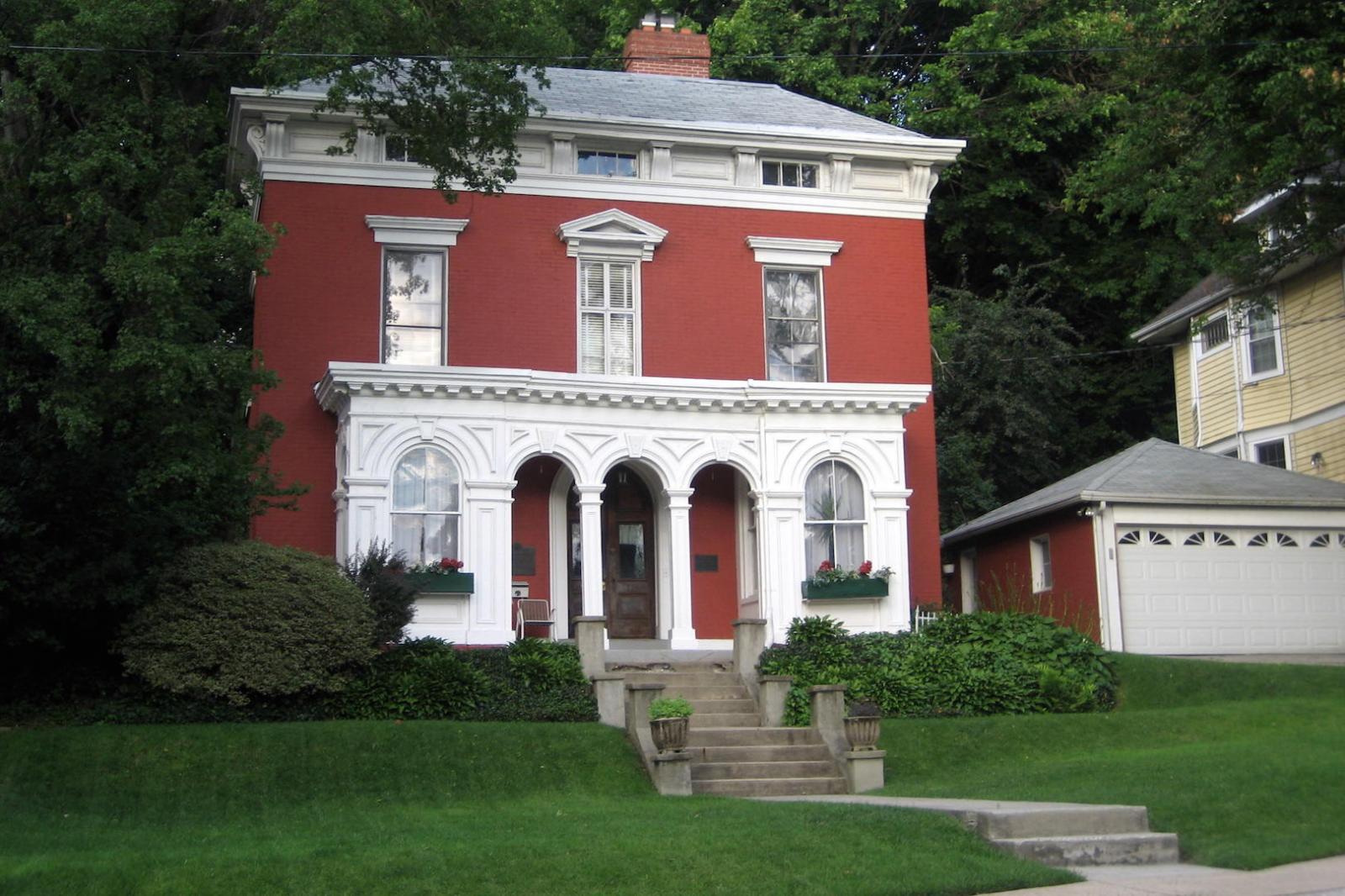 Häuser im Hamilton Park / Bild: Wally Gobetz / Flickr.com