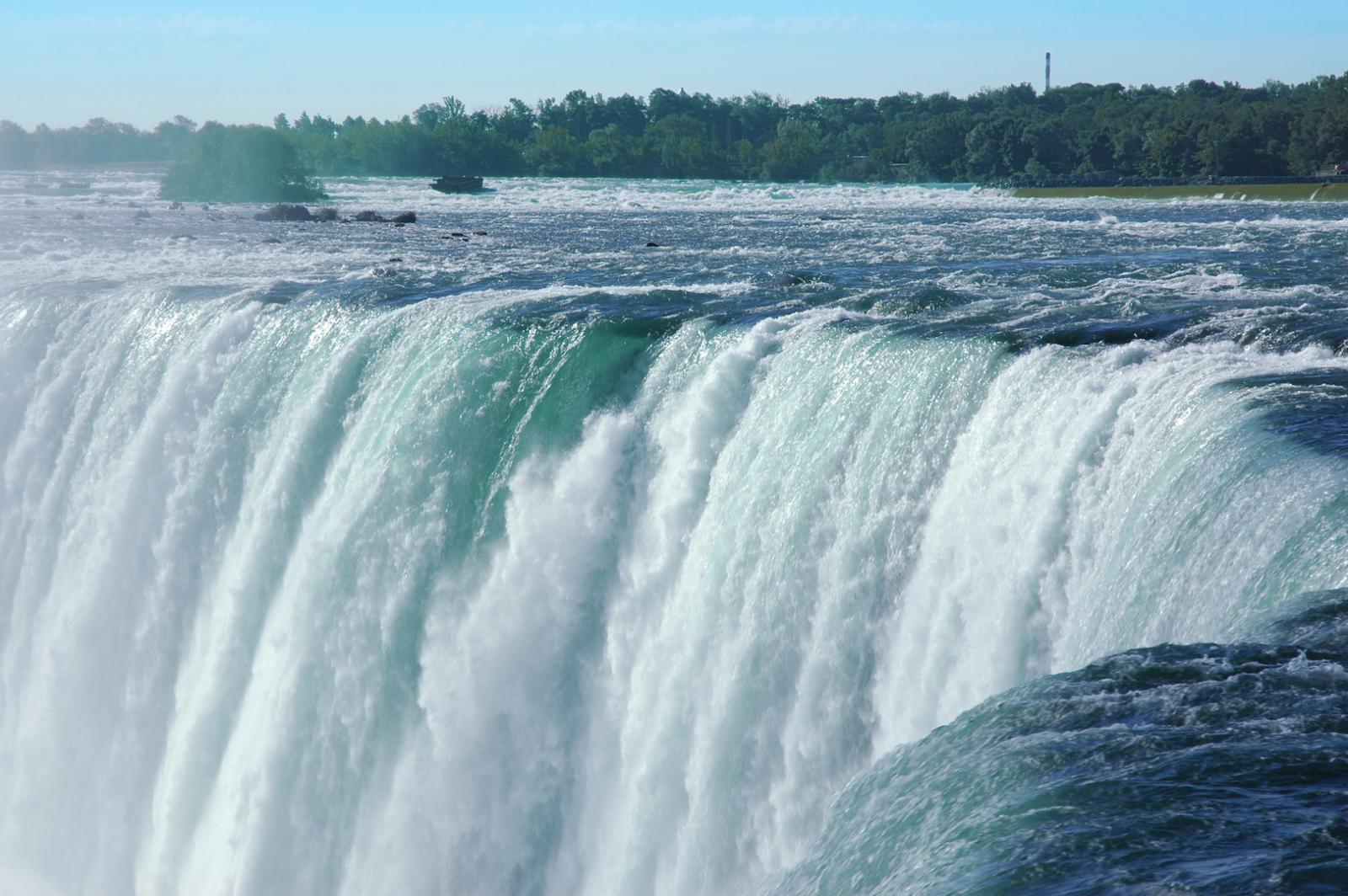 Lohnenswert? Ein Tagesausflug zu den Niagara Fällen
