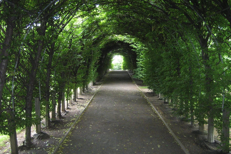 Botanical Garden in Snug Harbor Staten Island / Bild: Wally Gobetz