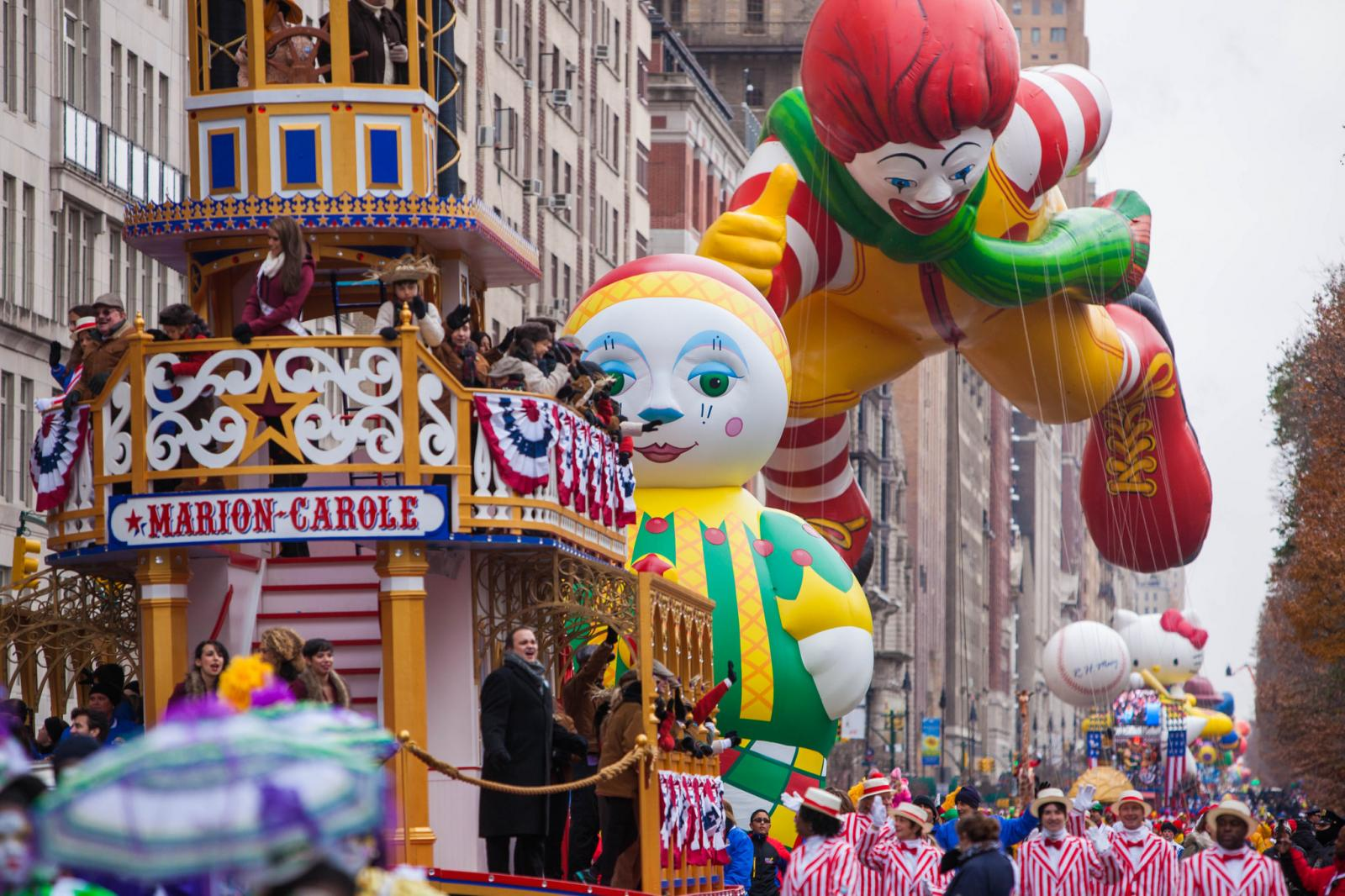 Thanksgiving Parade Antony Quintao 15707417569_6a38319065_k