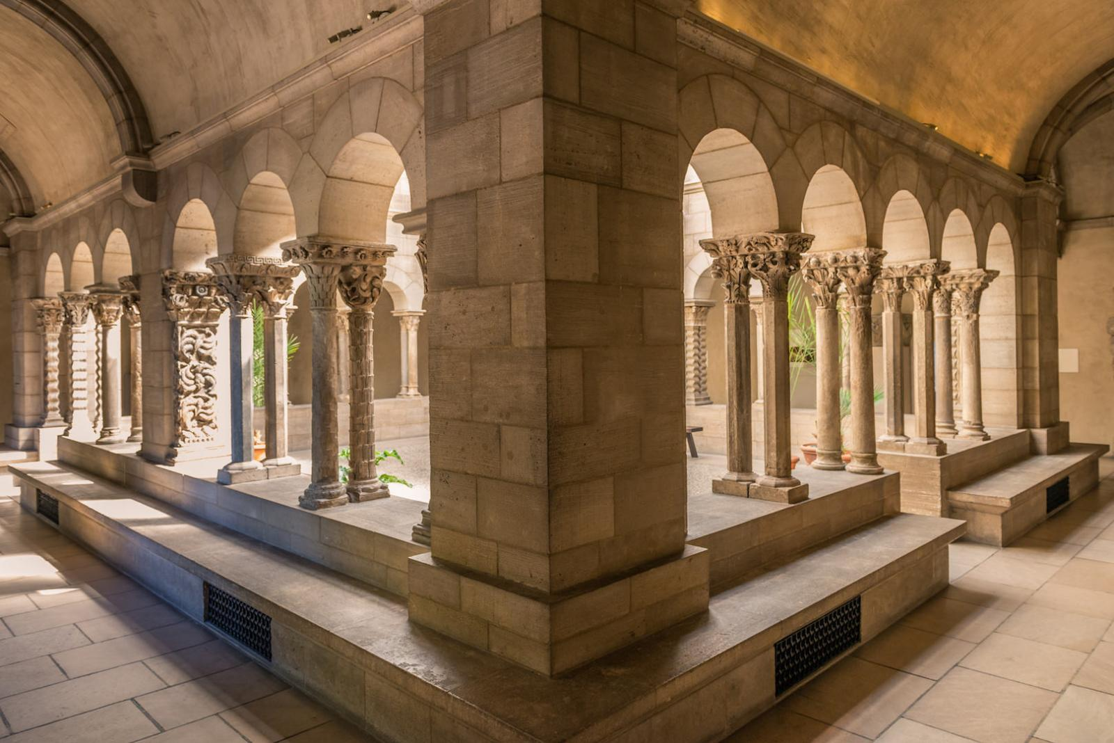 The Cloisters in New York