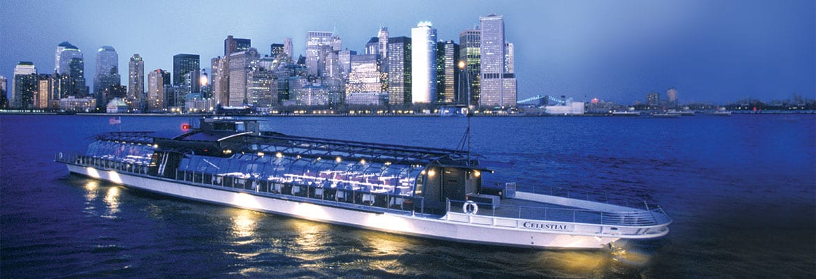 Christmas Dinner Cruise mit Bateaux