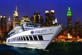 tour con cena world yacht new york
