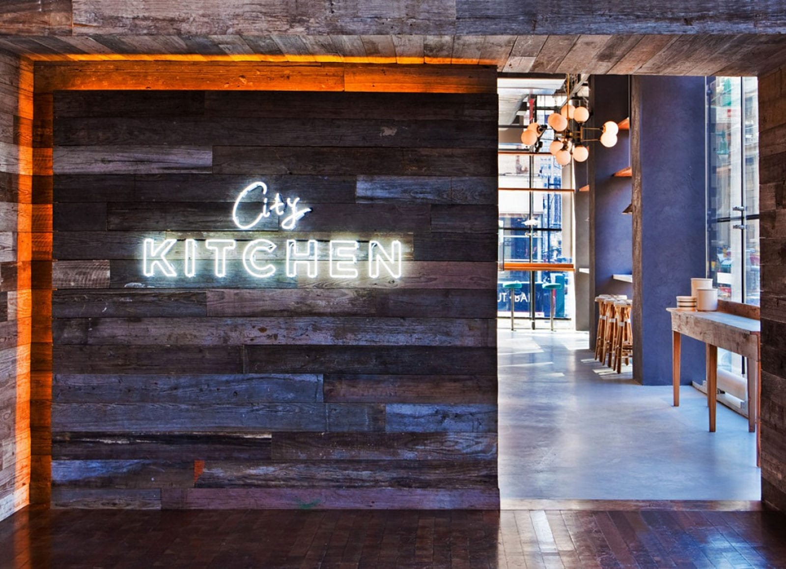 City Kitchen Foodmarket | Loving New York